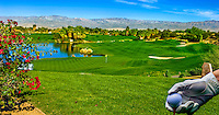 Palm Desert, Willow Golf Course,  beautiful scenery, just minutes from Palm Springs