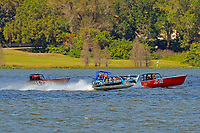 JS-10, JS-777 and JS-22  (Jersey Speed Skiff(s)