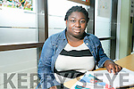 Colaiste Gleann Lí  LCA student Mistura Oyebanji, who lost her mother earlier this year in a road Accident  has kept up with her studies because she knew it was her mother's wish