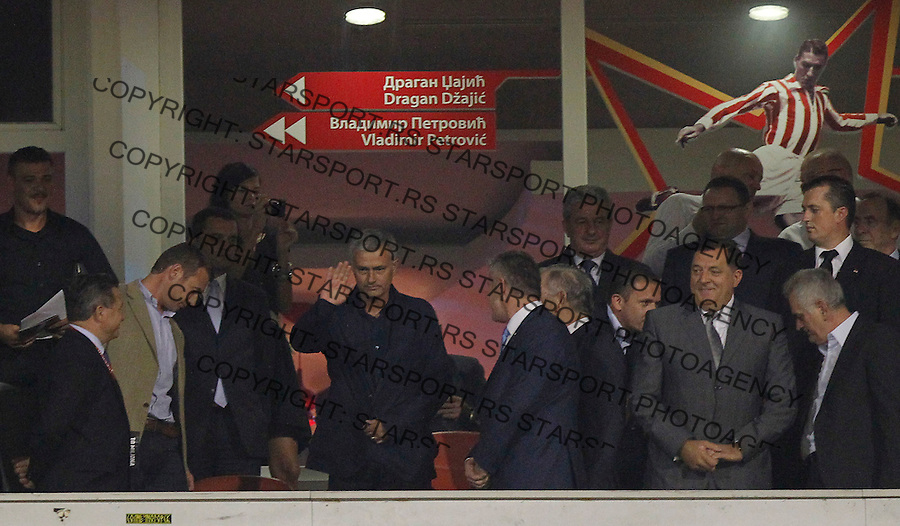 Fudbal Soccer<br /> World Cup 2014 qualifiers match<br /> Serbia v Croatia<br /> Beograd, 06.09.2013.<br /> foto: Srdjan Stevanovic/Starsportphoto &copy;