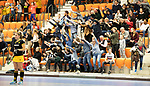ROTTERDAM  - NK Zaalhockey . halve finale Den Bosch-Laren (dames)    COPYRIGHT KOEN SUYK