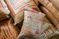 BURKINA FASO, Bobo Dioulasso, company Nafaso produce and sells hybrid seeds like rice and maize / Herstellung und Verkauf Hybrid Saatgut der Firma Nafaso, Reis und Mais