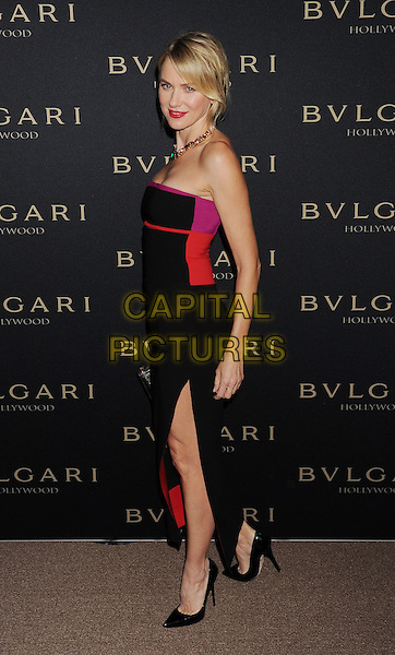 WEST HOLLYWOOD, CA- FEBRUARY 25: Actress Naomi Watts arrives at the BVLGARI 'Decades Of Glamour' Oscar Party Hosted By Naomi Watts at Soho House on February 25, 2014 in West Hollywood, California.<br /> CAP/ROT/TM<br /> &copy;Tony Michaels/Roth Stock/Capital Pictures