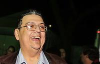 FOTO ARQUIVO, 18/05/2013 - SAO PAULO, SP, 29 DE MAIO 2013 - Morreu na noite desta terça-feira, em Brasília, o humorista Márcio Ribeiro, comediante de stand-up com passagem pela novela Malhação, da Globo, e mais conhecido pelos cinco anos em que esteve à frente do infantil X-Tudo, da TV Cultura. Ribeiro estava em Brasília para uma apresentação de stand-up comedy com a companhia Setebelos, no Bar do Ferreira. A causa da morte ainda não é conhecida. foto arquivo 18/05/2013 durante Virada Cultural no centro da cidade de Sao Paulo. FOTO: VANESSA CARVALHO - BRAZIL PHOTO PRESS.