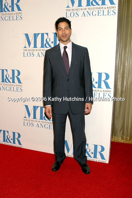 Adam Rodriguez.Museum of TV & Radio Annual Gala IHO Les Moonves and Jerry Bruckheimer.Regent Beverly Wilshire Hotel.Beverly Hills, CA.October 30, 2006.©2006 Kathy Hutchins / Hutchins Photo....