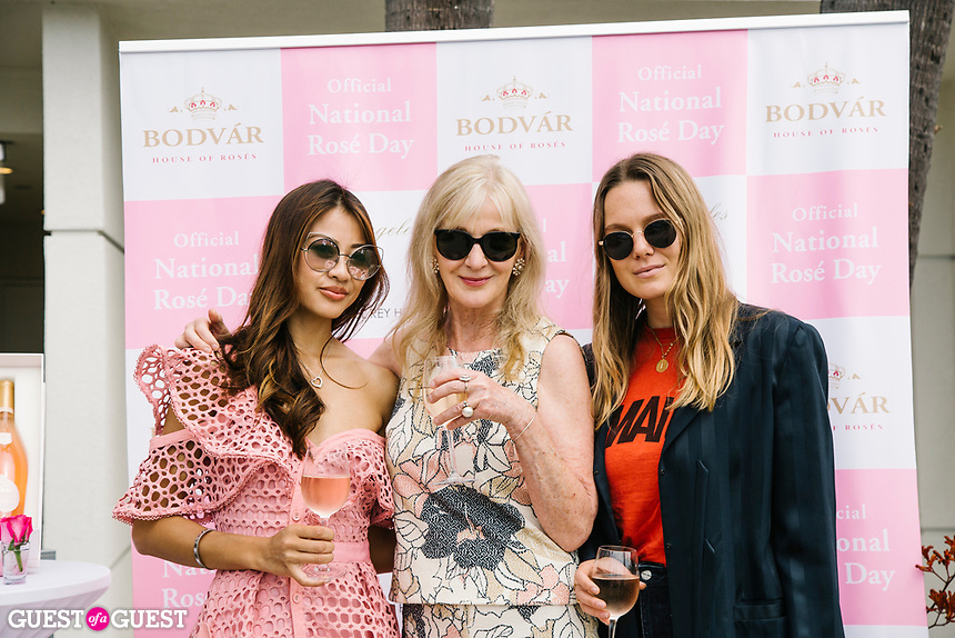 National Rosé Day with BODVÁR on June 10, 2017 (Photo by Jason Sean Weiss / Guest of a Guest)