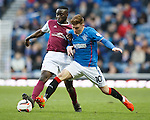 David Banjo and Lewis Macleod