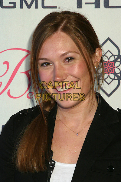 """SHULYER FISK.""""Wedding Bells"""" Series Premiere Launch Party at the Wilshire Ebell Theatre, Los Angeles, California, USA,.9 March 2007..portrait headshot.CAP/ADM/BP.©Byron Purvis/AdMedia/Capital Pictures."""