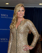 Lindsey Vonn arrives for the 2014 White House Correspondents Association Annual Dinner at the Washington Hilton Hotel on Saturday, May 3, 2014.<br /> Credit: Ron Sachs / CNP<br /> (RESTRICTION: NO New York or New Jersey Newspapers or newspapers within a 75 mile radius of New York City)