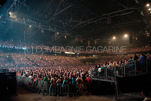 """The """"Milk Inc. 15"""" concert celebrating the 15th anniversary of the Belgian dance act in the Sportpaleis, Antwerp (Belgium, 24/09/2011)"""