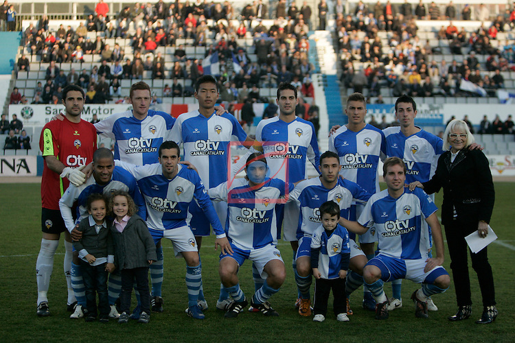 CE Sabadell vs Badalona: 0-0.