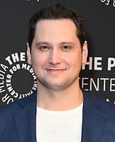 """19 November 2019 - Beverly Hills, California - Matt McGorry. The Paley Center Celebrates The Final Season Of """"How To Get Away With Murder""""<br />  held at The Paley Center for Media. Photo Credit: Birdie Thompson/AdMedia"""