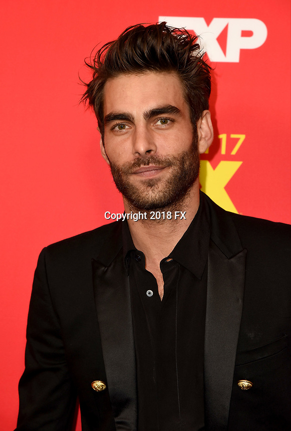 "HOLLYWOOD - JANUARY 8: Jon Kortajarena attends the Red Carpet Premiere Event for FX's ""The Assassination of Gianni Versace: American Crime Story"" at ArcLight Hollywood on January 8, 2018, in Hollywood, California. (Photo by Scott Kirkland/FX/PictureGroup)"