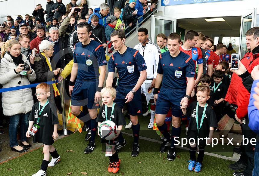 Czech Republic v Germany – UEFA Under-19 Championship Elite Round