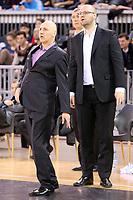 Marcel Tenter antrenor principal si Mihai Silvasan antrenor secund U-BT Cluj