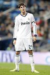 Real Madrid's Alvaro Morata dejected during La Liga match. December 16, 2012. (ALTERPHOTOS/Alvaro Hernandez)