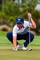 Jang Hyun Lee of Auckland, Toro New Zealand Mens Interprovincial Tournament, Clearwater Golf Club, Christchurch, New Zealand, 26th November 2018. Photo:John Davidson/www.bwmedia.co.nz