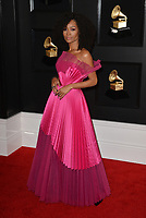 LOS ANGELES, CA - FEBRUARY 10: Zuri Hall at the 61st Annual Grammy Awards at the Staples Center in Los Angeles, California on February 10, 2019. Credit: Faye Sadou/MediaPunch