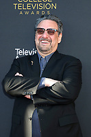 LOS ANGELES - MAR 16:  Frank Scherma at the 39th College Television Awards at the Television Academy on March 16, 2019 in North Hollywood, CA