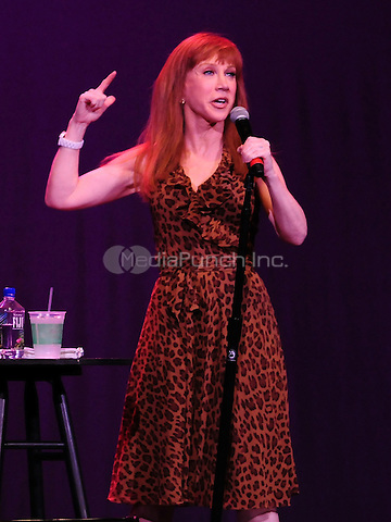 HOLLYWOOD, FL - JUNE 02: Kathy Griffin performs at Hard Rock Live! in the Seminole Hard Rock Hotel & Casino on June 2, 2012 in Hollywood, Florida. (photo by: MPI10/MediaPunch Inc.)