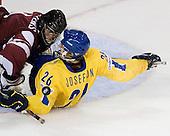081229 - 2009 WJC - Sweden vs. Latvia