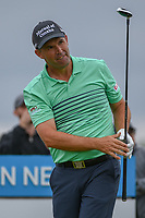 Padraig Harrington (IRL) watches his tee shot on 3 during round 3 of the AT&T Byron Nelson, Trinity Forest Golf Club, Dallas, Texas, USA. 5/11/2019.<br /> Picture: Golffile | Ken Murray<br /> <br /> <br /> All photo usage must carry mandatory copyright credit (© Golffile | Ken Murray)