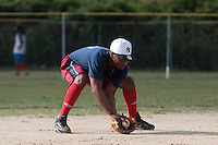 09 May 2010: An unidentified player is seen during a tryout for Team France, in St Maarten, Netherlands Antilles.