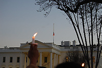 2012-12-14 Vigil at White House For Sandy Hook Victims