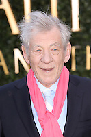 Sir Ian McKellan<br /> arrives for the &quot;Beauty and the Beast&quot; screening, St.James', London.<br /> <br /> <br /> &copy;Ash Knotek  D3234  23/02/2017