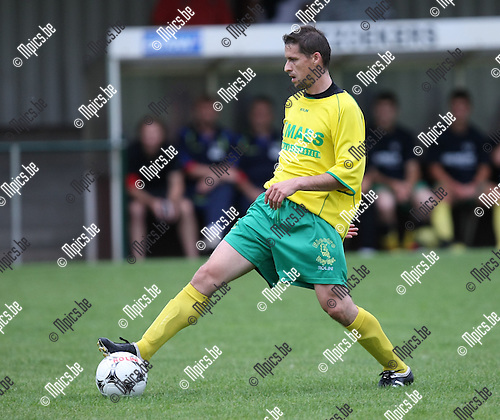 2009-07-22 / Voetbal / seizoen 2009-2010 / Witgoor Dessel / Philip Piedfort..Foto: Maarten Straetemans (SMB)