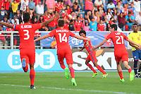 Futbol 2017 Sub17 Sudamericano - Chile vs Ecuador