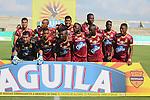 Jaguares venció como local 1-0 a Deportivo Pasto. Fecha 1 Liga Águila I-2017.