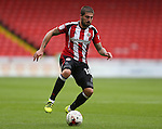 Kieron Freeman of Sheffield Utd during the League One match at Bramall Lane Stadium, Sheffield. Picture date: September 17th, 2016. Pic Simon Bellis/Sportimage