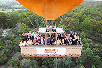 20170214 February 14 Hot Air Balloon Gold Coast