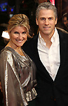 """Ashleigh Banfield and Howard Gould attends the Broadway Opening Night Performance of """"To Kill A Mockingbird"""" on December 13, 2018 at The Shubert Theatre in New York City."""