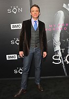 www.acepixs.com<br /> <br /> April 3 2017, LA<br /> <br /> David Wilson Barnes arriving at the premiere of AMC's 'The Son' at the ArcLight Hollywood on April 3, 2017 in Hollywood, California. <br /> <br /> By Line: Peter West/ACE Pictures<br /> <br /> <br /> ACE Pictures Inc<br /> Tel: 6467670430<br /> Email: info@acepixs.com<br /> www.acepixs.com