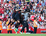 140816 Arsenal v Liverpool