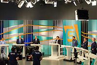 SÃO PAULO, SP, 09.09.2018 - ELEIÇÕES-2018 - Os candidatos à presidência durante o debate entre candidatos à presidência do Brasil na GAZETA (Fundação Cásper Líbero), neste domingo, 09, em São Paulo. (Foto: Anderson Lira/Brazil Photo Press)