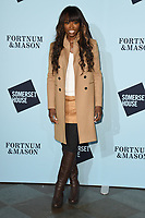 Lorraine Pascale at the launch party for Skate at Somerset House, London, UK. <br /> 14 November  2017<br /> Picture: Steve Vas/Featureflash/SilverHub 0208 004 5359 sales@silverhubmedia.com
