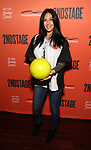 Carla Facciolo attends The Second Stage Theater's  32nd Annual All-Star Bowling Classic at the Lucky Strike on February 11, 2019 in New York City.