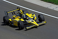 10-18 May 2008, Indianapolis, Indiana, USA. Tomas Scheckter's Honda/Dallara.©2008 F.Peirce Williams USA.