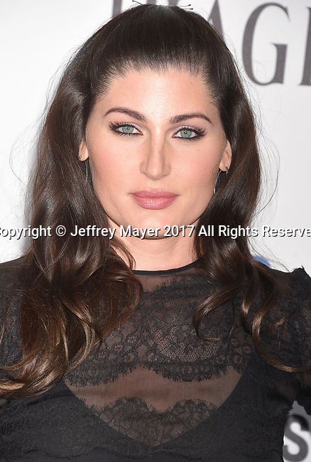 SANTA MONICA, CA - FEBRUARY 25: Actress Trace Lysette attends the 2017 Film Independent Spirit Awards at the Santa Monica Pier on February 25, 2017 in Santa Monica, California.