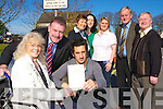 Pictured at the launch of the Kerry County Council M.S. Walk were l-r: Mary B Horan, Ted Cronin and Paul Galvin. At back is Josephine Griffin, Meena Cahill, Suzanne Foran, Councillor Pat McCarthy and Pat Mahony.   Copyright Kerry's Eye 2008