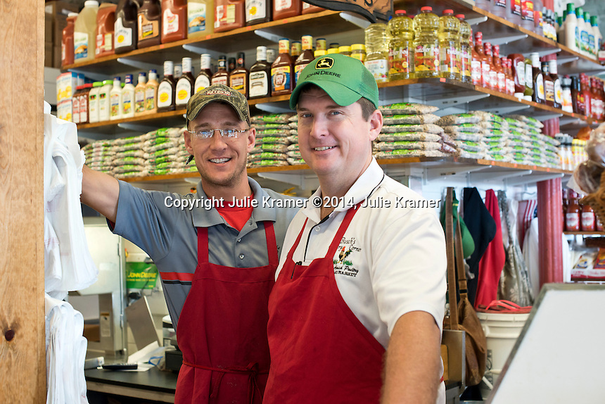 Images from the Findlay Market Cookbook 2014