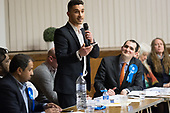 Axel Kaae Conservative. Hustings with Conservative, Labour, Liberal Democrats and Green local election candidates for 2 council wards Camden, London