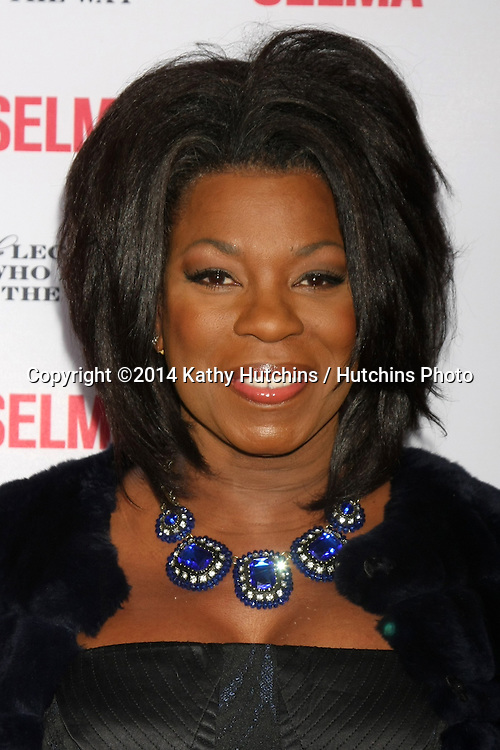 "SANTA BARBARA - DEC 6:  Lorraine Toussaint at the ""Selma"" & Legends Who Paved the Way Gala at the Bacara Resort & Spa on December 6, 2014 in Goleta, CA"