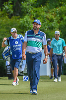 Sergio Garcia (ESP) makes his way down 3 during Round 1 of the Zurich Classic of New Orl, TPC Louisiana, Avondale, Louisiana, USA. 4/26/2018.<br /> Picture: Golffile | Ken Murray<br /> <br /> <br /> All photo usage must carry mandatory copyright credit (&copy; Golffile | Ken Murray)