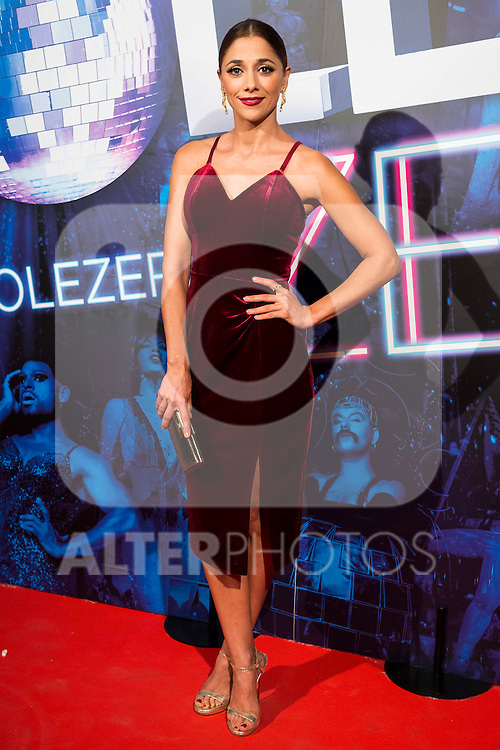 Mariam Hernandez attends to the premiere of the The Hole Zero Show at Teatro Calderon in Madrid. October 04, 2016. (ALTERPHOTOS/Borja B.Hojas)