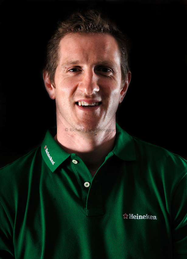 Photo: Richard Lane..Will Greenwood, Heineken Rugby Ambassdor. 15/05/2007