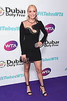 LONDON, UK. June 28, 2019: Donna Vekic arriving for the WTA Summer Party 2019 at the Jumeirah Carlton Tower Hotel, London.<br /> Picture: Steve Vas/Featureflash